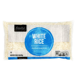 Essential Everyday EED White Long Grain Rice, 2 lb, 12 ct
