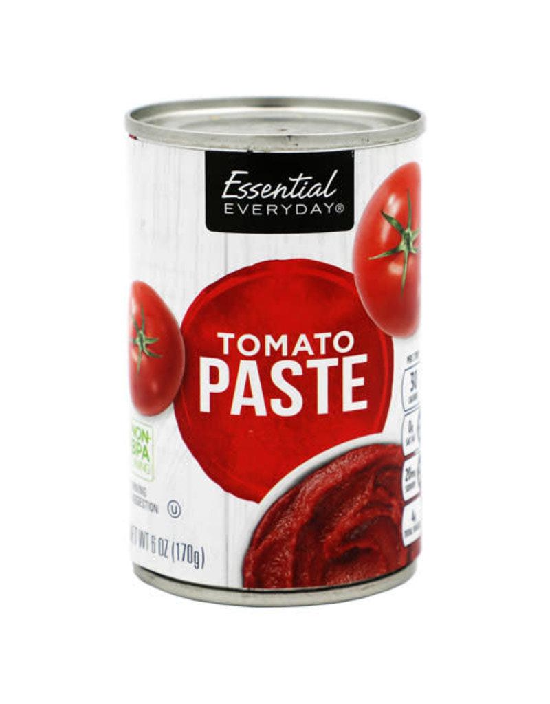 Essential Everyday EED Tomato Paste, 6 oz, 24 ct