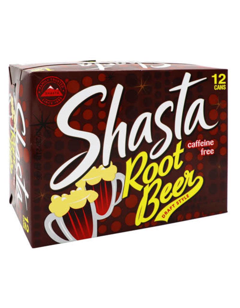 Shasta Shasta Root Beer, 12 oz, 2-12 ct