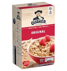 Quaker Quaker Original Instant Oatmeal, 11.8 oz, 12 ct