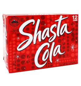 Shasta Shasta Cola, 12 oz, 2-12 ct