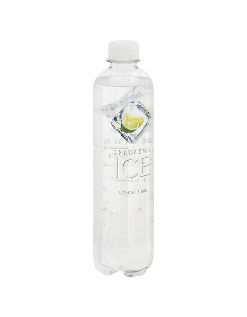 Sparkling Ice Sparkling Ice Lemon Lime, 17 oz, 12 ct