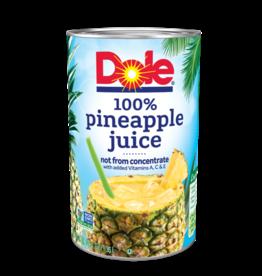 Dole Dole 100% Pineapple Juice, 46 oz