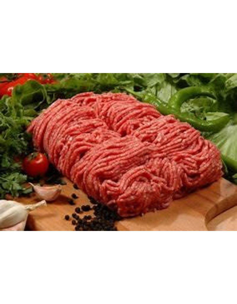 Macdonald Meat Ground Beef 1lb 80%, 1 lb, 28 ct