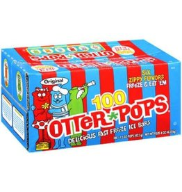 Otter Pops Otter Pops, 100 ct