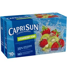Capri Sun CapriSun Strawberry Kiwi 10ct 4pk