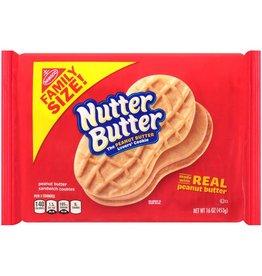 Nutter Butter Nutter Butter Cookies, 16 oz, 12 ct