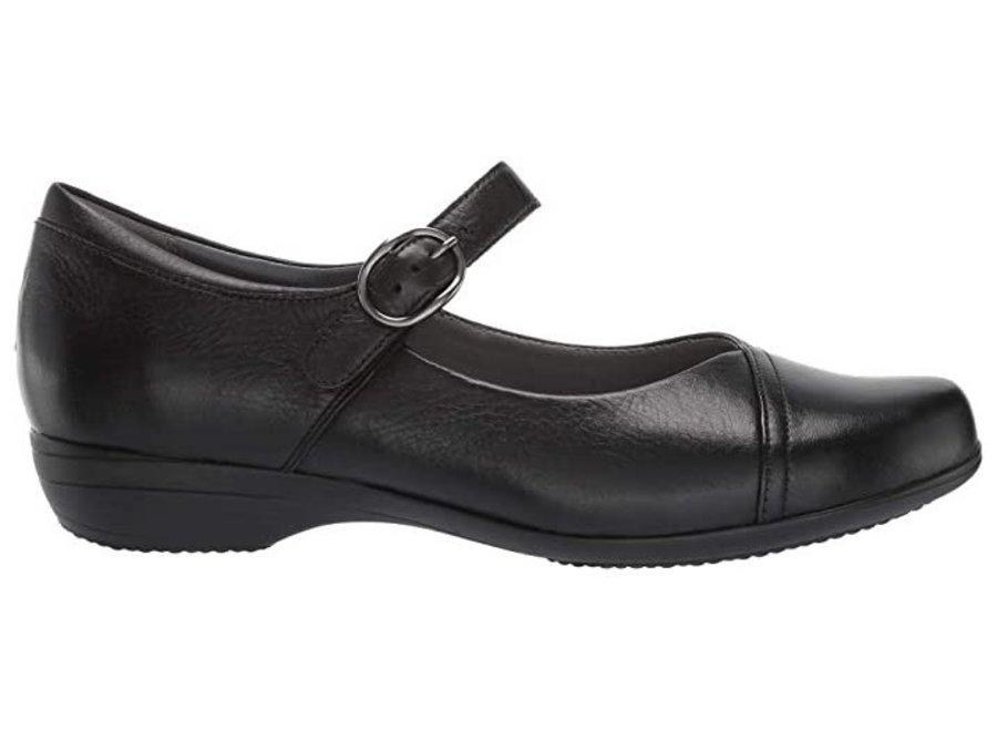 Dansko Fawna Black Milled Nappa 5501