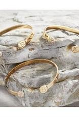 Mud Pie Initial Pave Bracelets