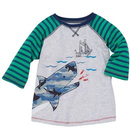 Mud Pie Shark T-shirt