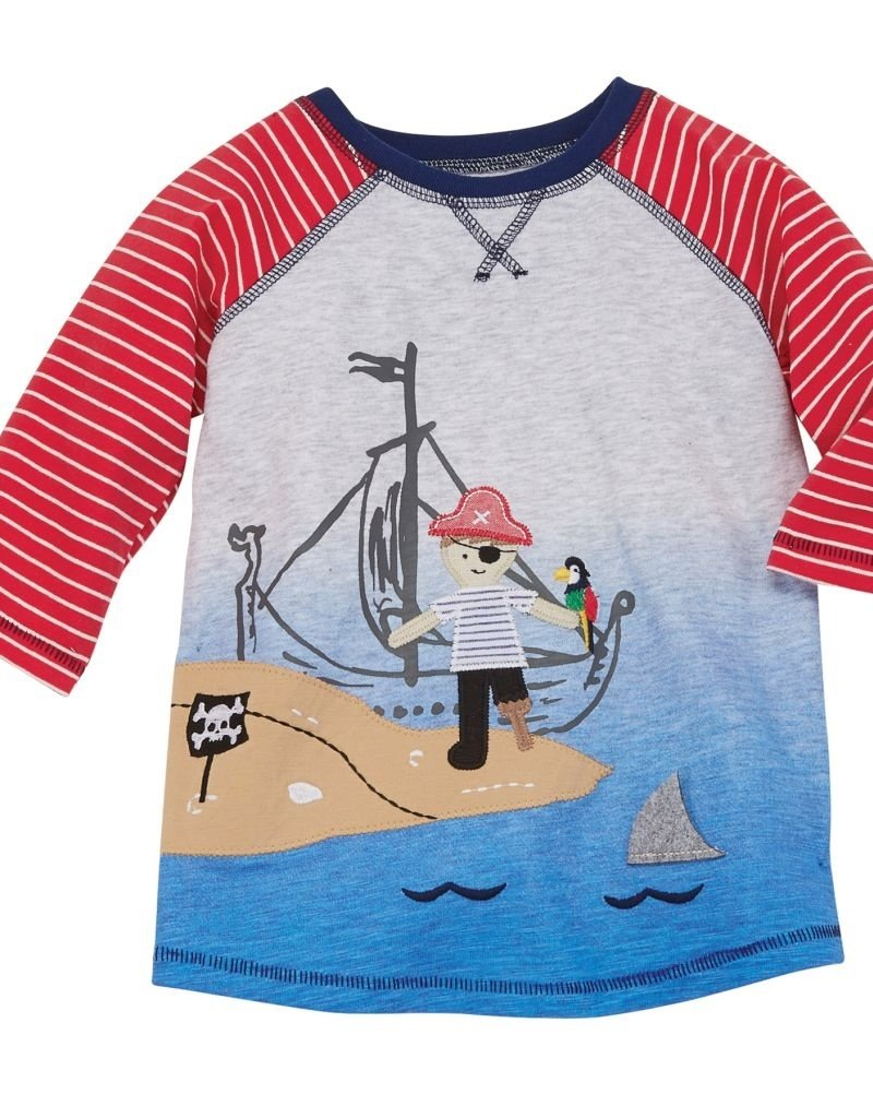 Mud Pie Pirate T-shirt