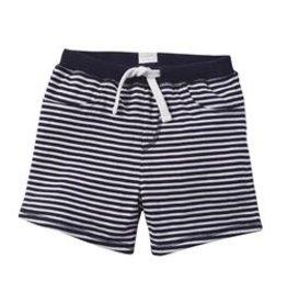Mud Pie Navy Reversible Shorts