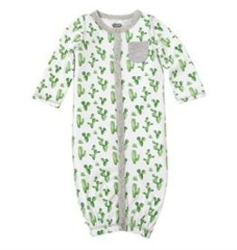 Mud Pie Cactus Convertible Gown-Boy