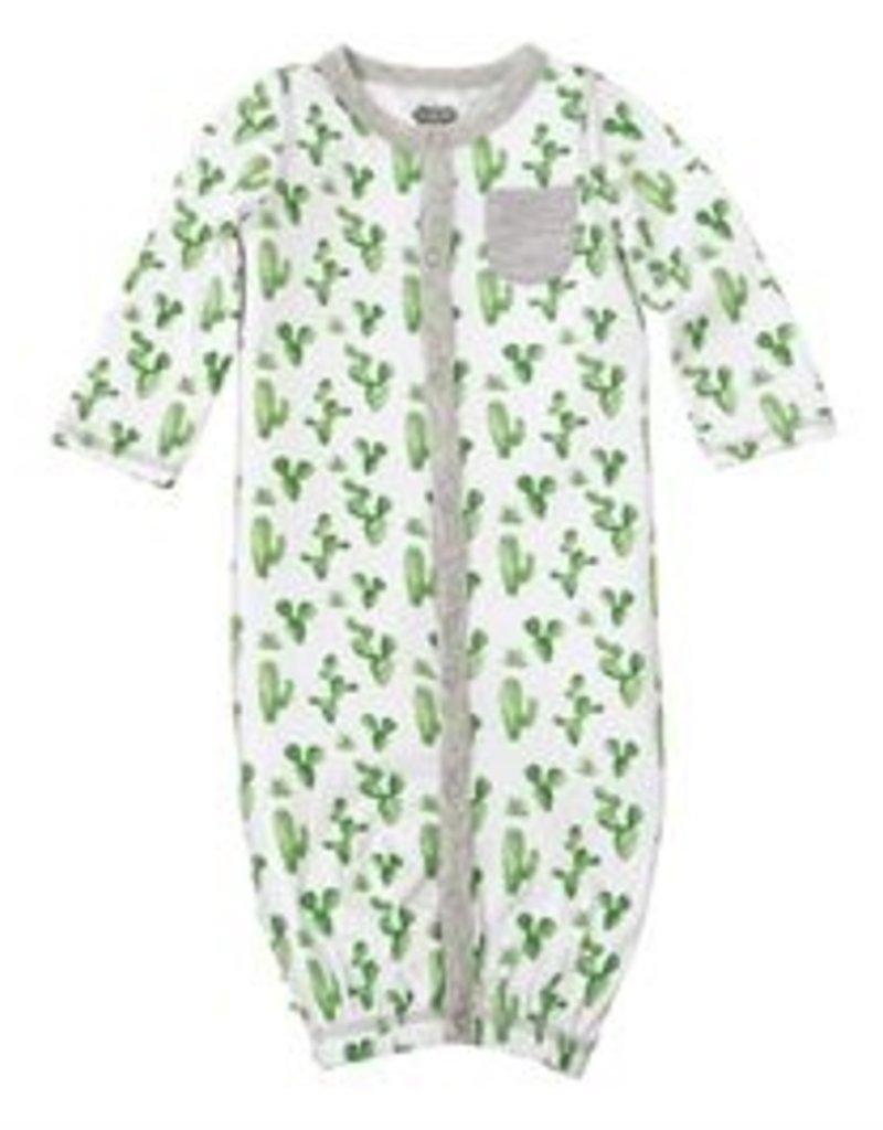 Mud Pie Cactus Convertible Gown-Boy