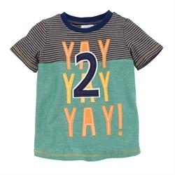 Yay Tshirt (2T)