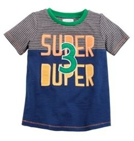 Mud Pie Super Duper Tshirt (3T)