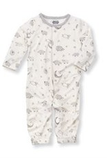 Mud Pie Counting Sheep Gown 0-3 Month