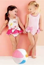 Mud Pie Pink Bow Swimsuit