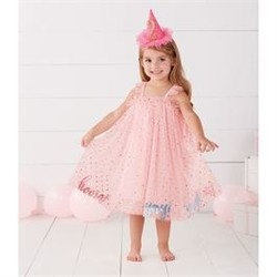 Tulle Party Dress (12 Mo to 5T)