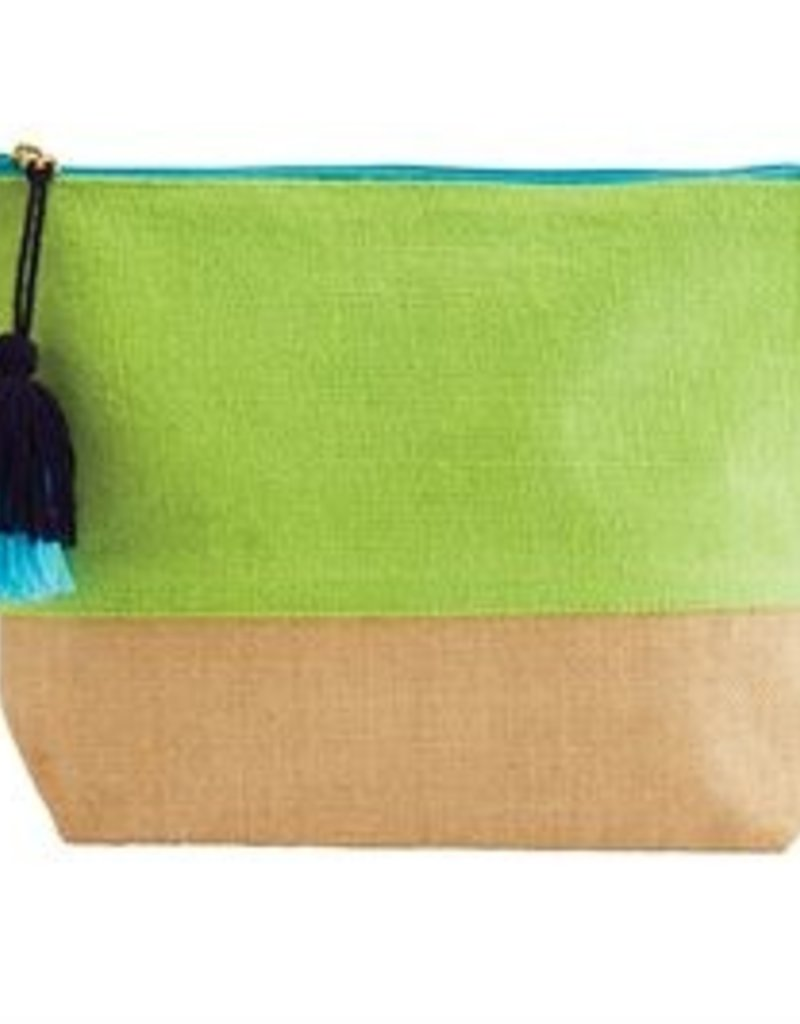 Mud Pie Color Pop Jute Case