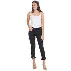 Harrison Tassel Jeans Black