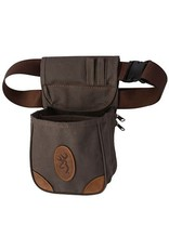 Browning Browning Lona Canvas & Leather Shell Pouch
