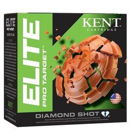 """KENT CARTRIDGE Kent Elite Pro Target Spreader 12 Ga 2-3/4"""" 1-1/8 Oz #8 1250 FPS - Box"""
