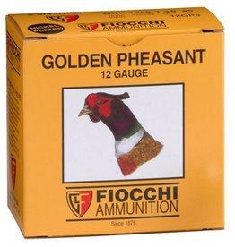 """Fiocchi Fiocchi 12 ga 2-3/4"""" 1-3/8 Oz #4 Golden Pheasant"""
