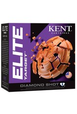 "KENT CARTRIDGE Kent Elite Target 20ga E20t24-7.5 2-3/4"", 7/8 Oz., #7.5"