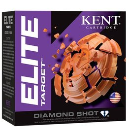 "KENT CARTRIDGE Kent Elite Target 20ga 2-3/4"", 7/8 Oz., #7.5"
