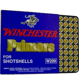 WINCHESTER Winchester W209 Primers 1000 Count