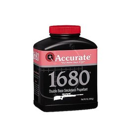 ACCURATE Accurate 1680 Rifle Powder 1LB