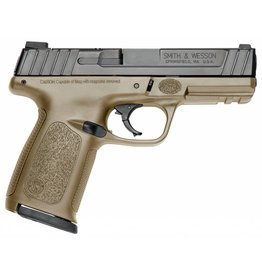 SMITH & WESSON Smith & Wesson SD40 Flat Dark Earth .40 S&W 14 Rnd