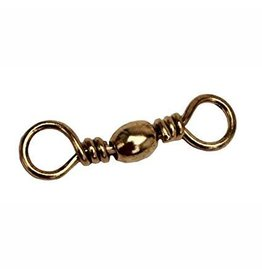 Danco Brass Barrel Swivel Sz 1, 12 Count