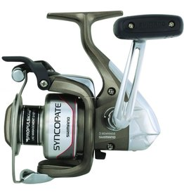 Shimano Spinning Reel, Quick Fire II, 4BB + Shimano SC4000FG Syncopate 4000