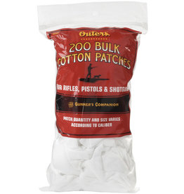 OUTERS Outers Cotton Patches 200 Count - Universal