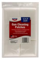 BIRCHWOOD CASEY BWC Cleaning Patches 12 ga - 20 ga