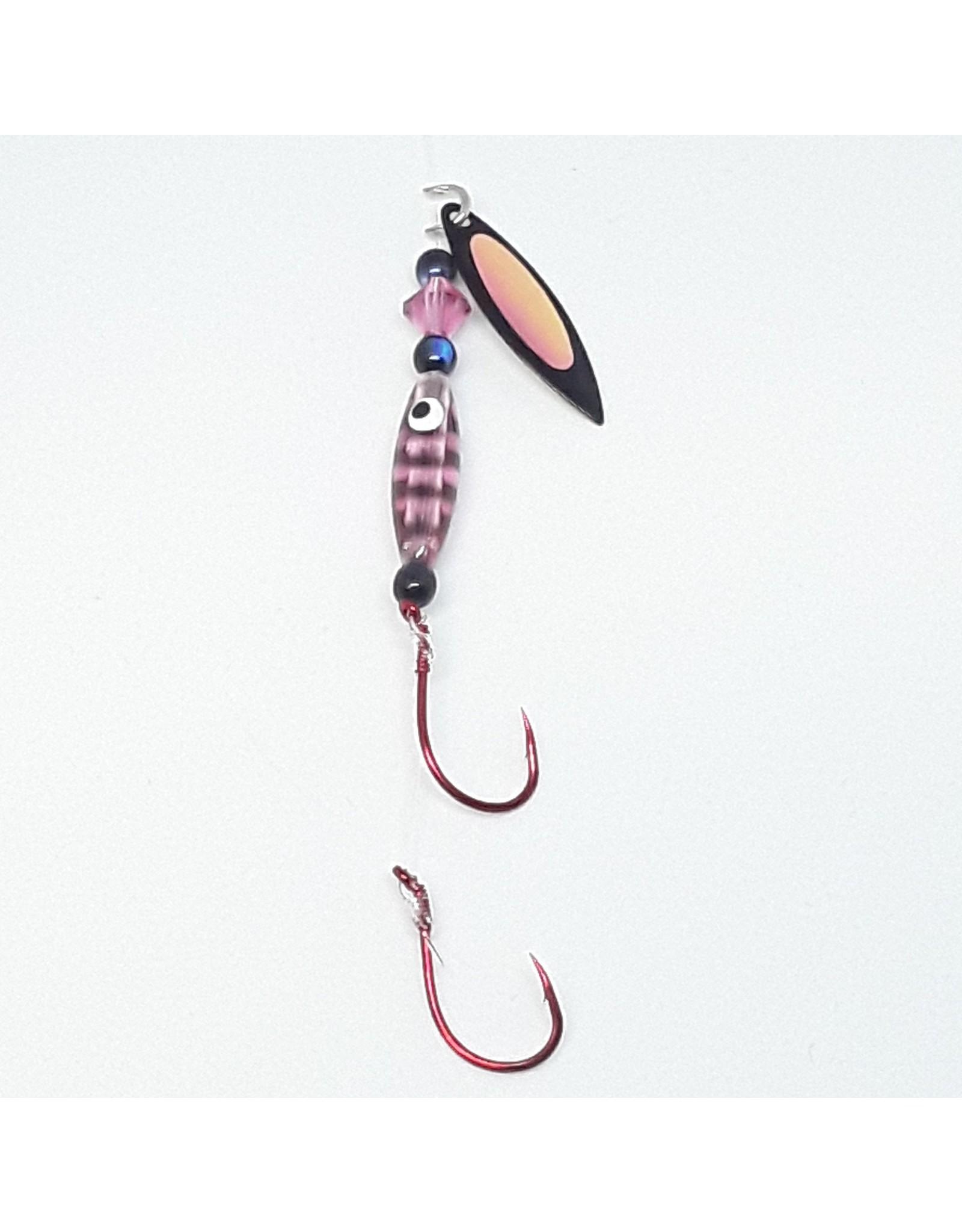 Kokabow Fishing Tackle - Koka Bug - Pink Panther
