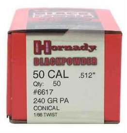 Hornady Hornady .50 Cal 240 Gr PA Conical