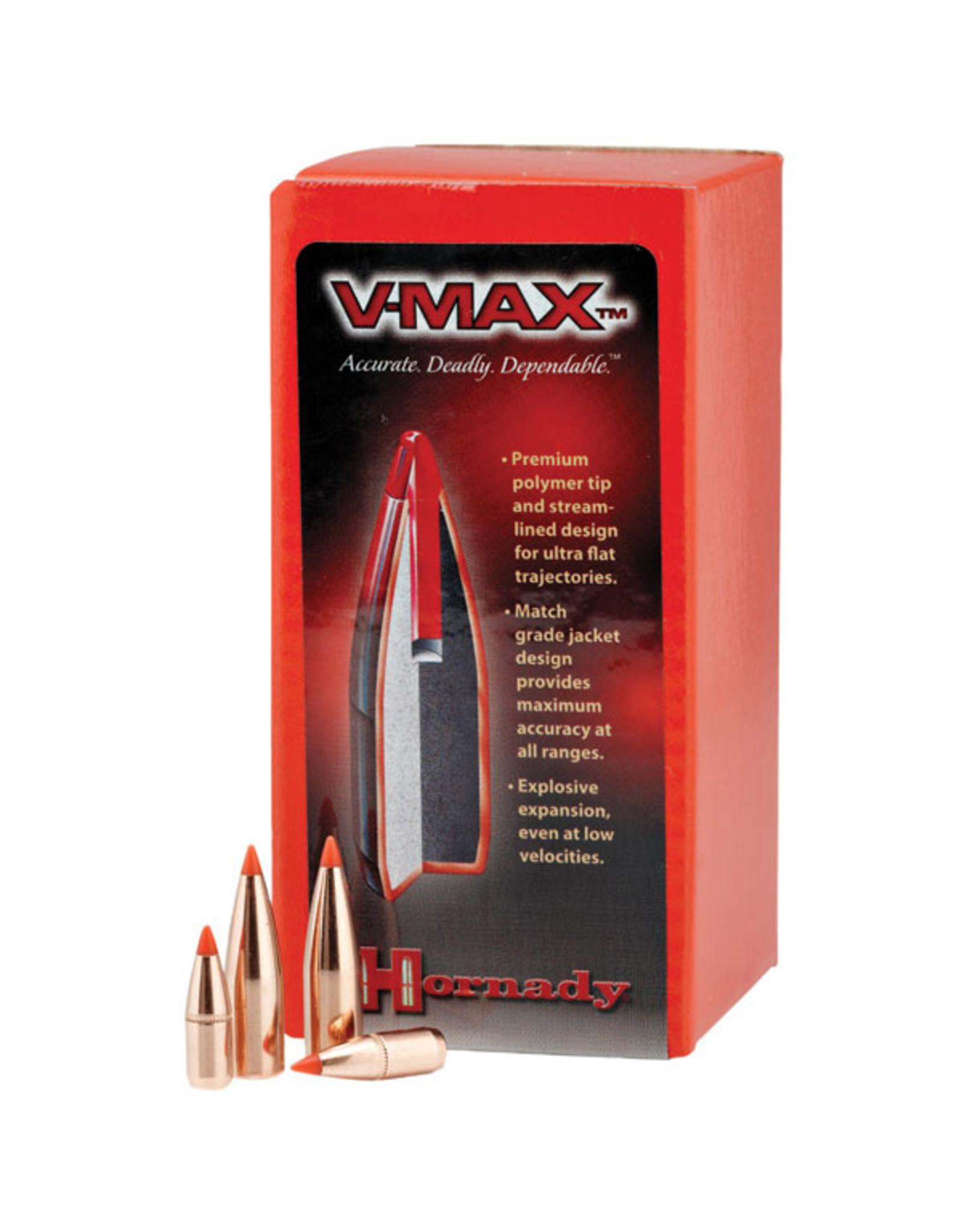 Hornady 17 CAL .172 20 GR V-MAX