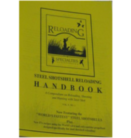 RSI Steel Shot Reloading Handbook