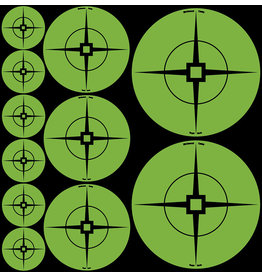 "Birchwood Casey Target Spots Self-Adhesive Crosshair 60-1""/30-2""/20-3"""