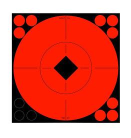 "BIRCHWOOD CASEY Birchwood Casey Target Spots 8 - 8"" Targets w/ 96 repairs"