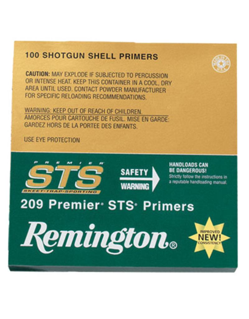 REMINGTON Remington STS Shotshell Primers 209