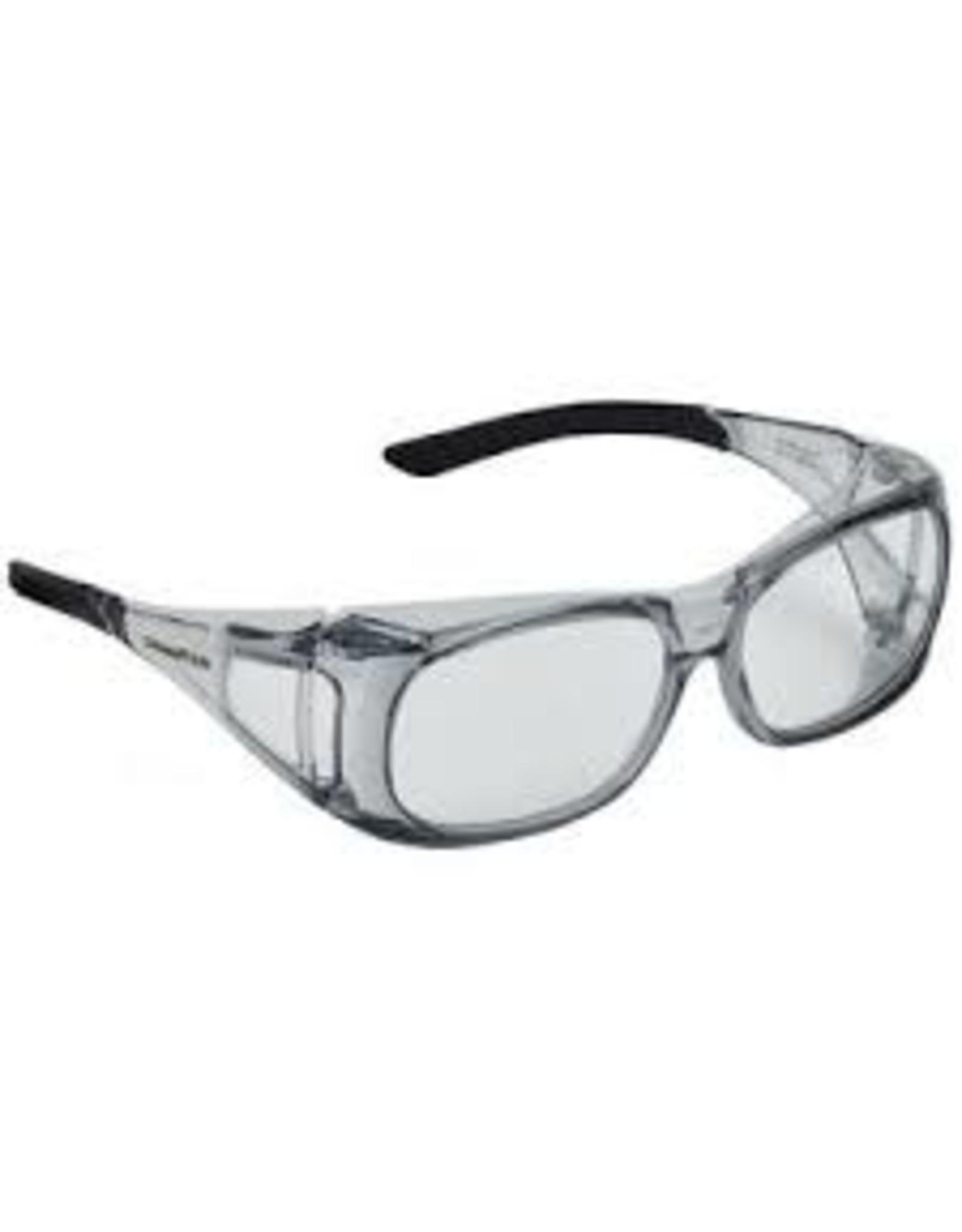 CHAMPION Champion Over-Spec Ballistic Glasses, Clear