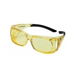 CHAMPION Champion 40634 Over-Spec Ballistic Glasses, Amber