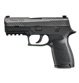 "Sig Sauer Sig Sauer P320 Carry Double 9mm  3.9"" 17+1 Black SS"