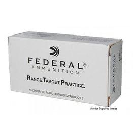 Federal Federal 9MM 115GR FMJ RTP