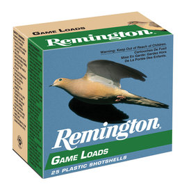 "REMINGTON AMMUNITION Remington Lead Game Loads 16 Gauge 2.75"" 1 oz #6"