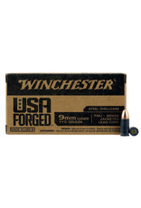 WINCHESTER AMMO Winchester USA Forged 9mm 115 gr FMJ
